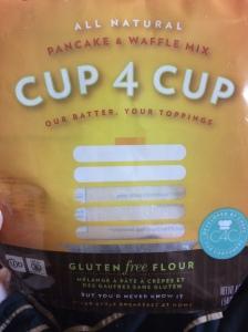 cup 4 cup pancake mix